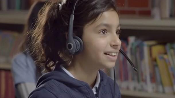 Real Time Language Translation on Skype 3