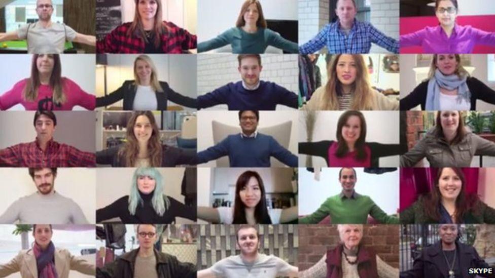 Real Time Language Translation on Skype