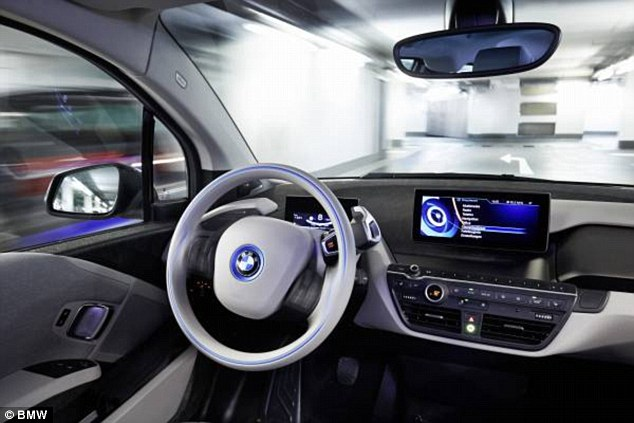 Remote Valet Parking Assistant by BMW 3