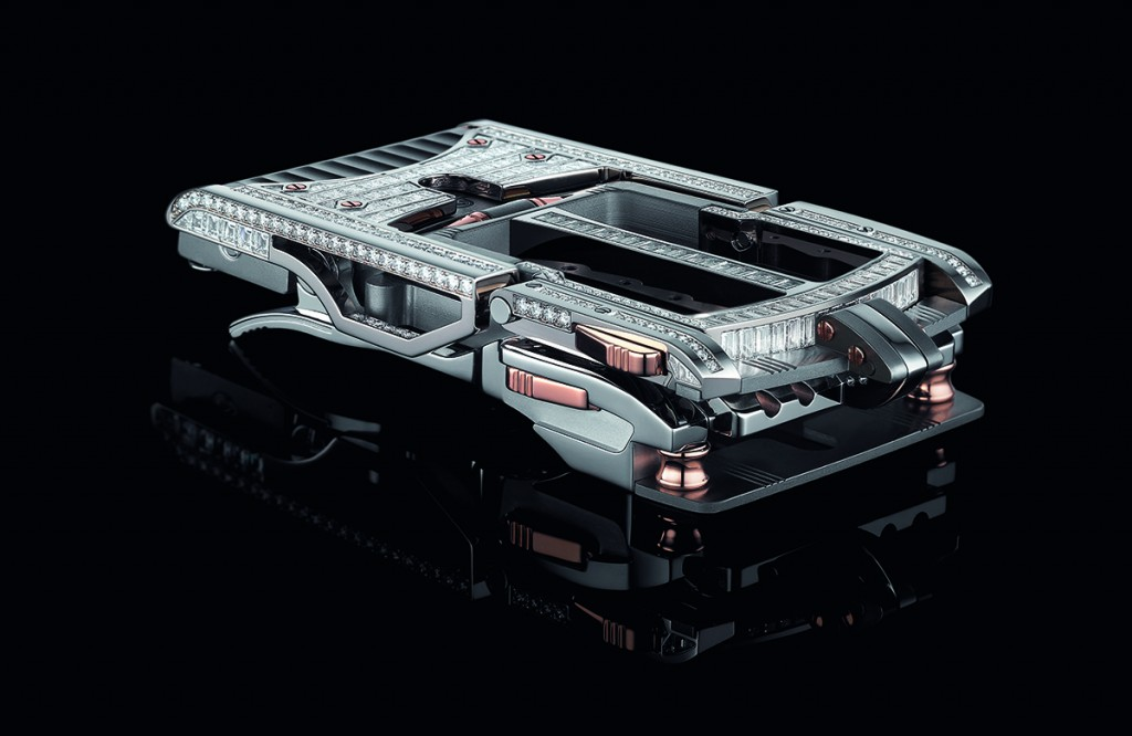 Roland Iten's Calibre R822 Predator – Most Expensive Belt Buckle