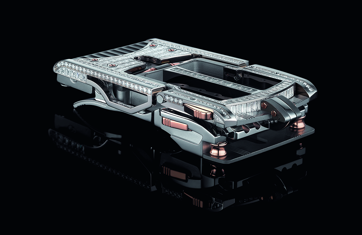 Roland Iten's Calibre R822 Predator – Most Expensive Belt Buckle