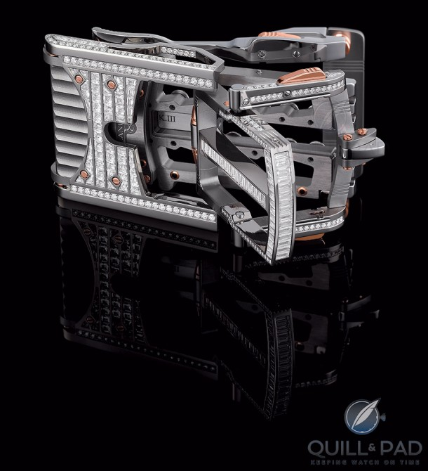 Roland Iten's Calibre R822 Predator – Most Expensive Belt Buckle2