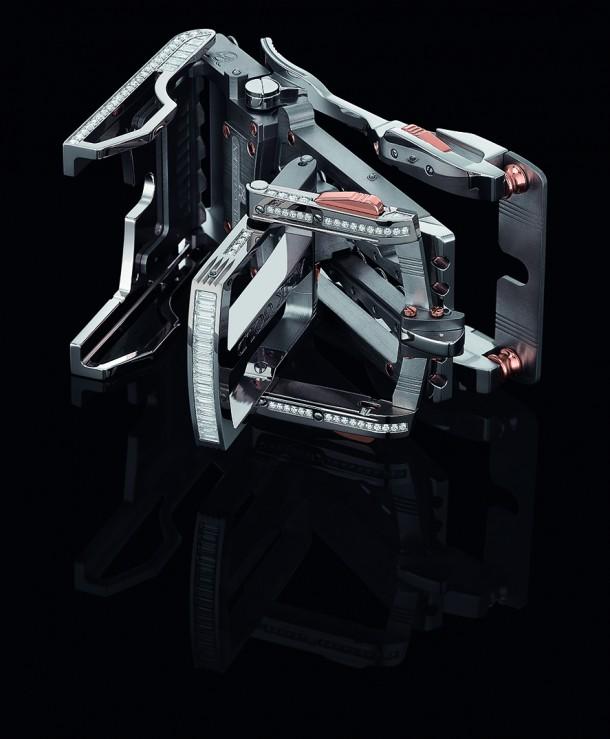 Roland Iten's Calibre R822 Predator – Most Expensive Belt Buckle3