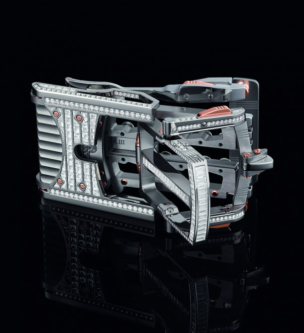 Roland Iten's Calibre R822 Predator – Most Expensive Belt Buckle4