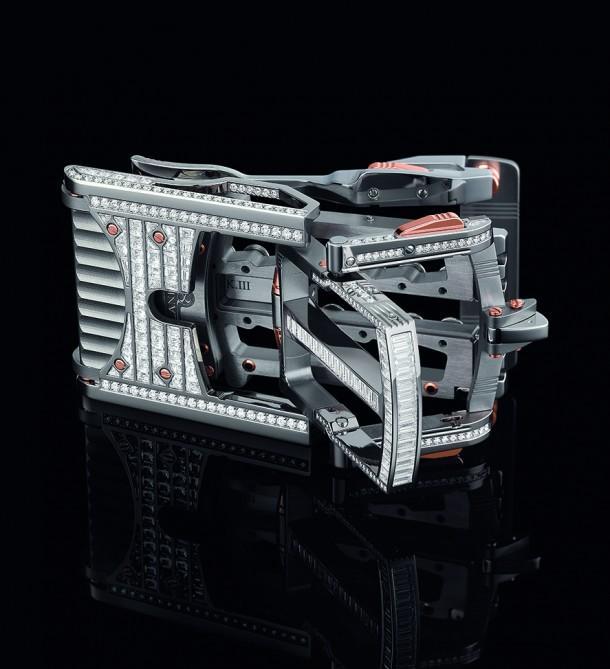 Roland Iten's Calibre R822 Predator – Most Expensive Belt Buckle4