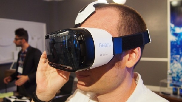 Samsung Gear VR Headset 5
