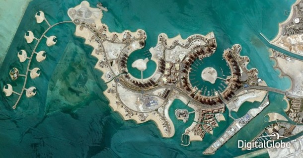 Say Hello to World's Most Luxurious Artificial Island - Pearl Qatar2