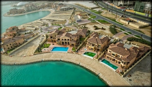 Say Hello to World's Most Luxurious Artificial Island - Pearl Qatar4