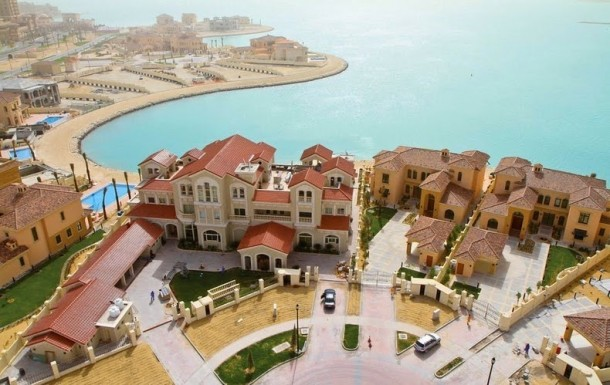 Say Hello to World's Most Luxurious Artificial Island - Pearl Qatar7
