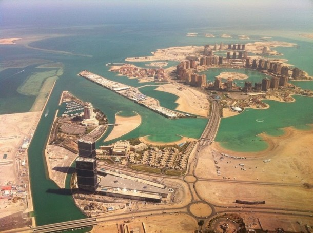 Say Hello to World's Most Luxurious Artificial Island - Pearl Qatar3