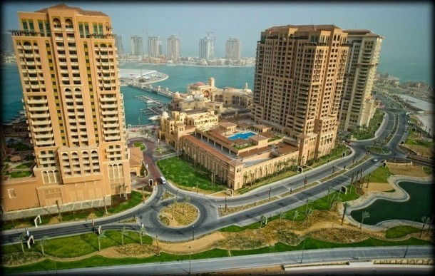 Say Hello to World's Most Luxurious Artificial Island - Pearl Qatar5