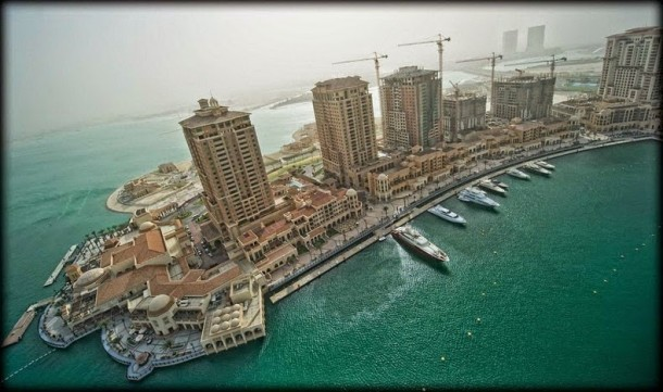 Say Hello to World's Most Luxurious Artificial Island - Pearl Qatar6