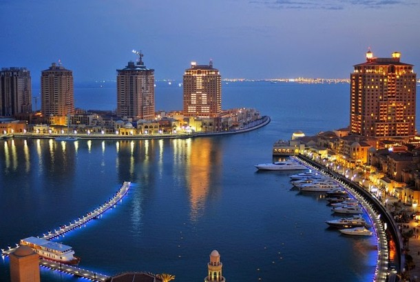 Say Hello to World's Most Luxurious Artificial Island - Pearl Qatar8
