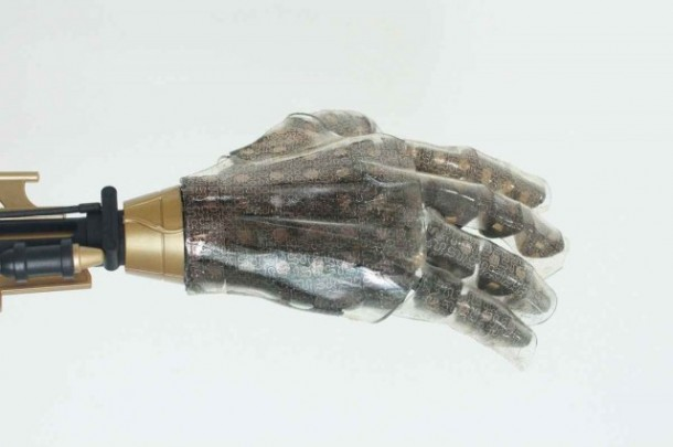 Smart Skin For prosthetic hands 2
