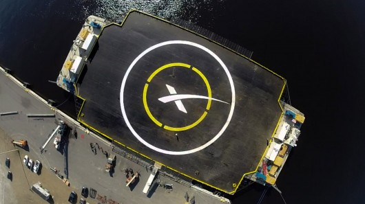 SpaceX is Ready to Attempt Landing of Falcon 9