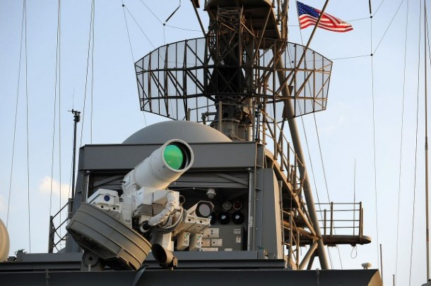 US Navy Deployed LaWS on USS Ponce2