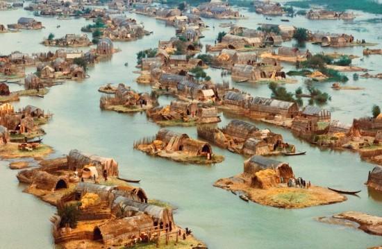 Venice of Iraq – Tigris Euphrates Marshlands