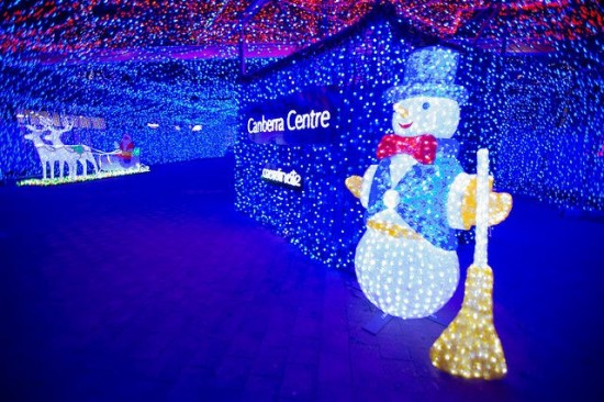 This Is The World's Largest Christmas Lights Display