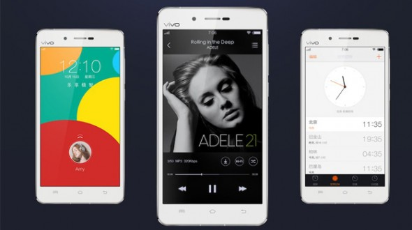 World's Thinnest Smartphone – Vivo X5Max