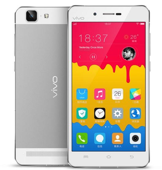 World's Thinnest Smartphone – Vivo X5Max4