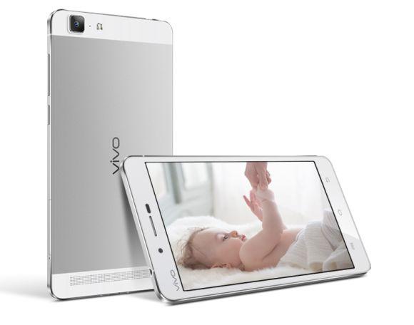World's Thinnest Smartphone – Vivo X5Max6