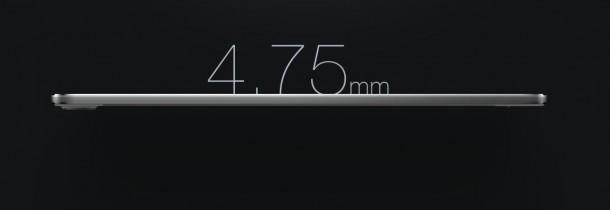 World's Thinnest Smartphone – Vivo X5Max7