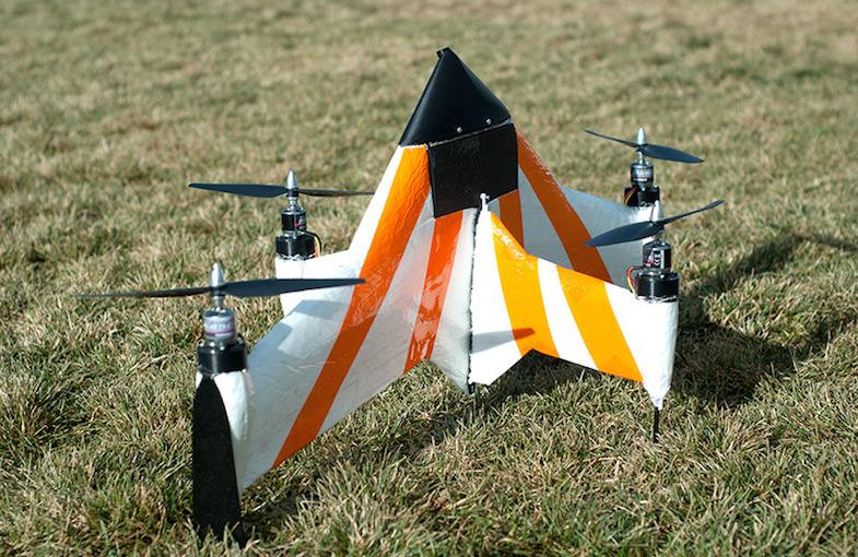 X PlusOne Drone – A VTOL Drone 3