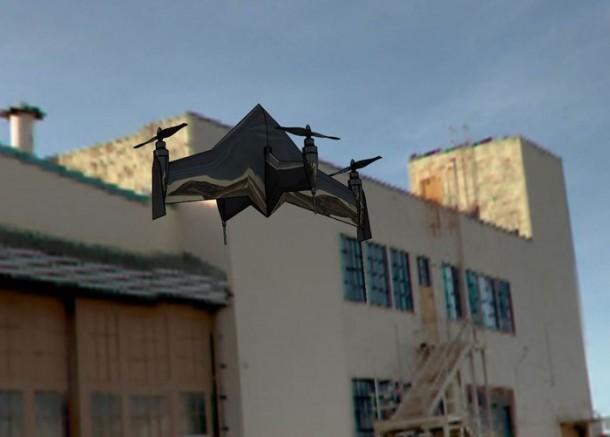 X PlusOne Drone – A VTOL Drone 4