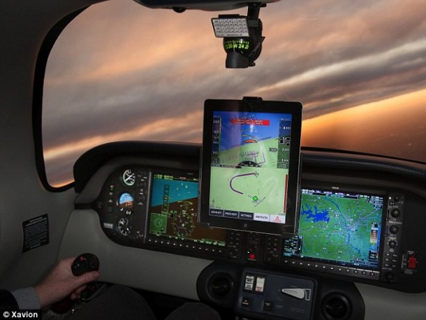 XAVION App – Autopilot App for Aircrafts 2