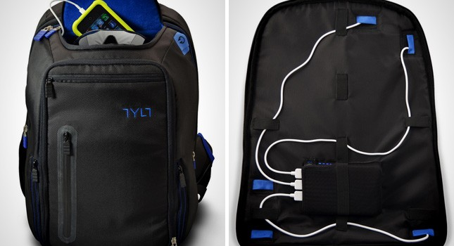 Make Your Own Battery Integrated Backpack To Charge All ...