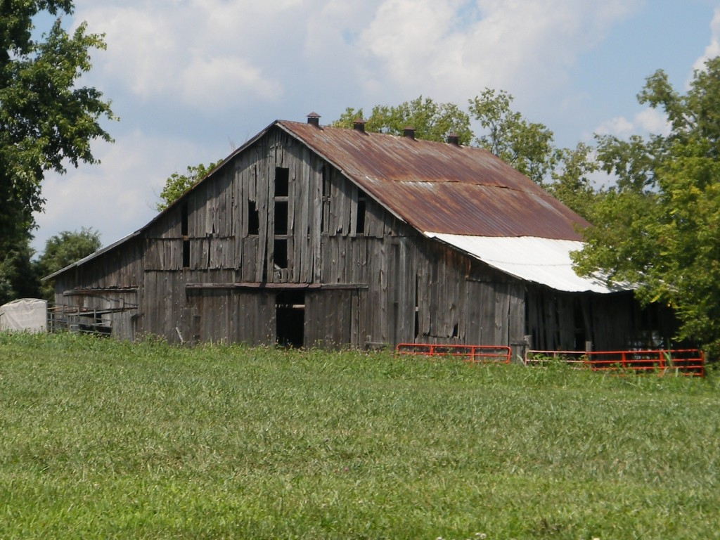 old-barns