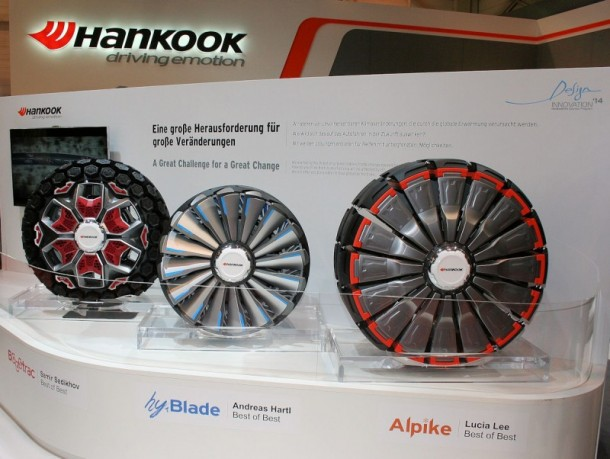 2014 Hankook Tyre Design Challenge