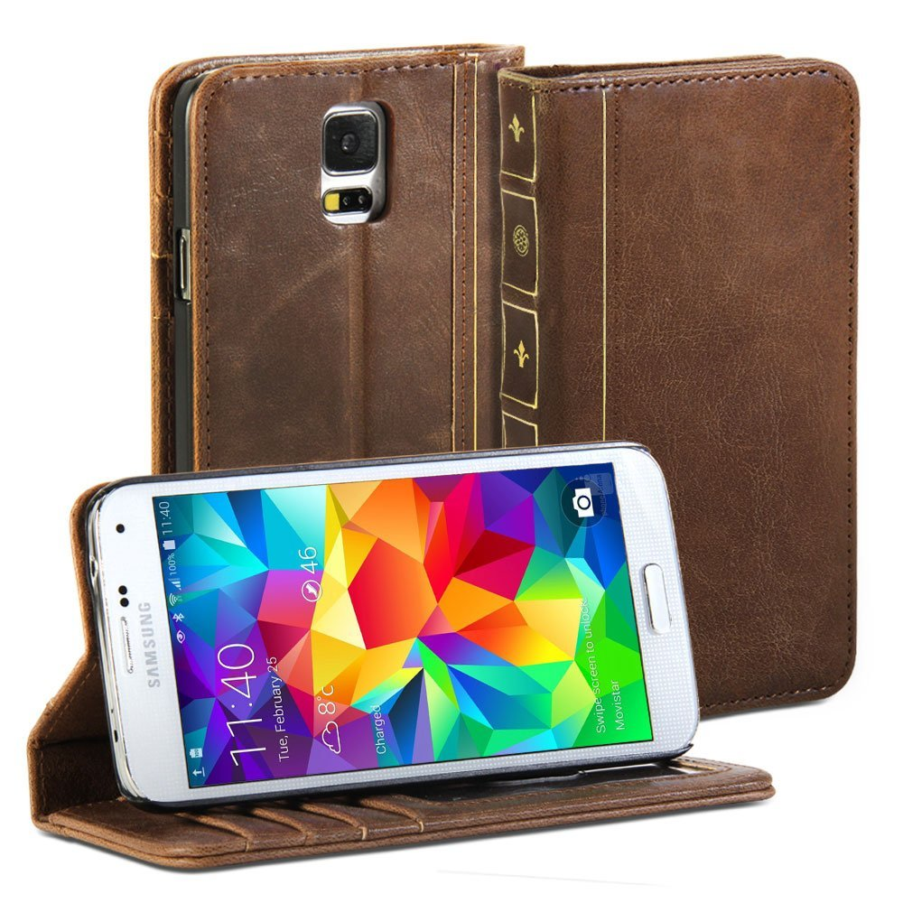 Best Cases for Samsung Galaxy S5-3
