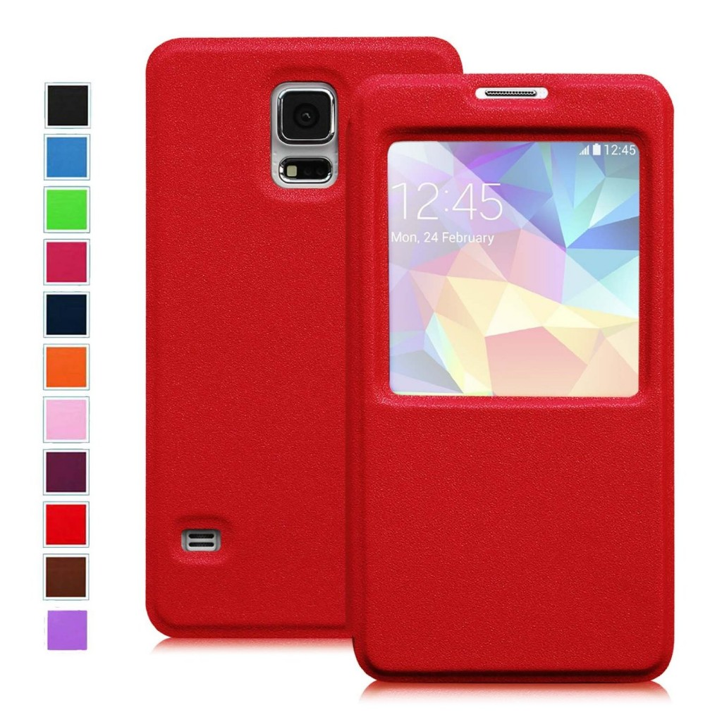 Best Cases for Samsung Galaxy S5-7