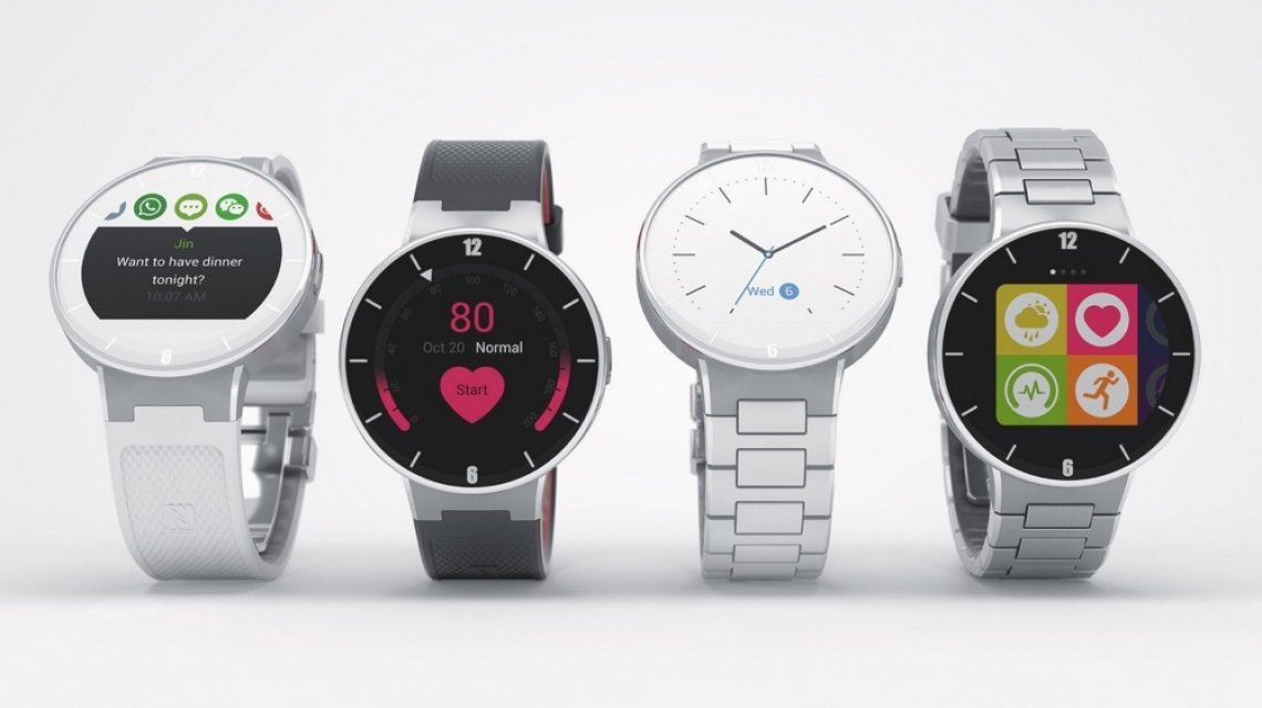 Alcatel OneTouch Watch for iOS and Android