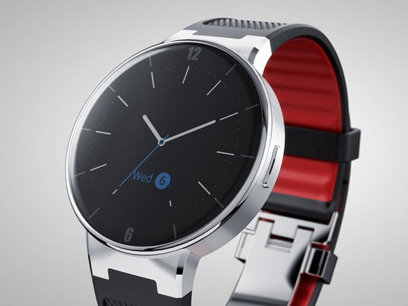 Alcatel OneTouch Watch for iOS and Android2