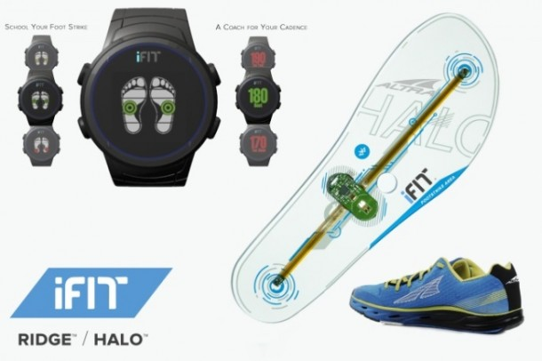 Altra's Halo Shoe is a Real-Time Run Analyzer5