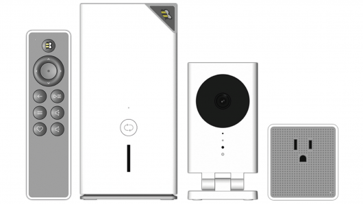 Askey's Qbee – Smart Home System 2