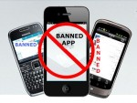 Banned apps
