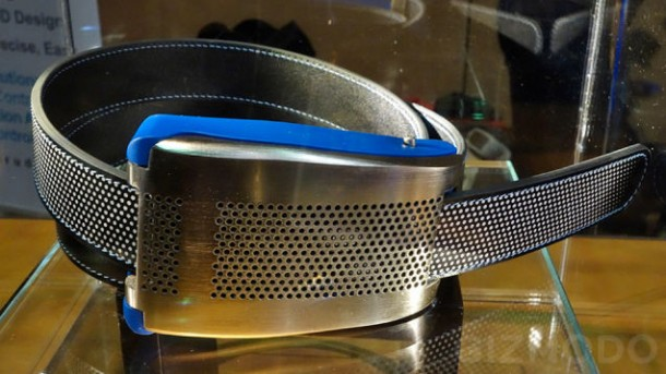 Belty – Smart Belt that Adjusts Itself to Keep Your Pants Up4