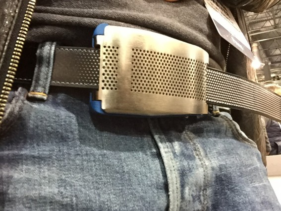 Belty – Smart Belt that Adjusts Itself to Keep Your Pants Up5