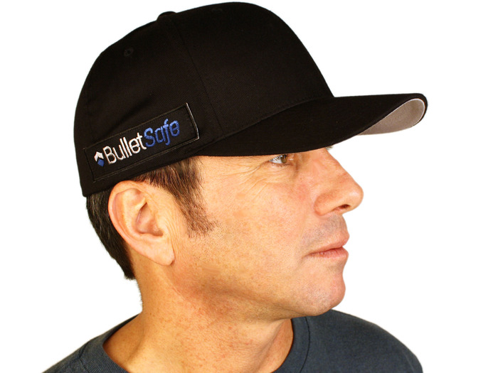 BulletSafe Bulletproof Hat – Baseball Hat That Can Stop Bullets