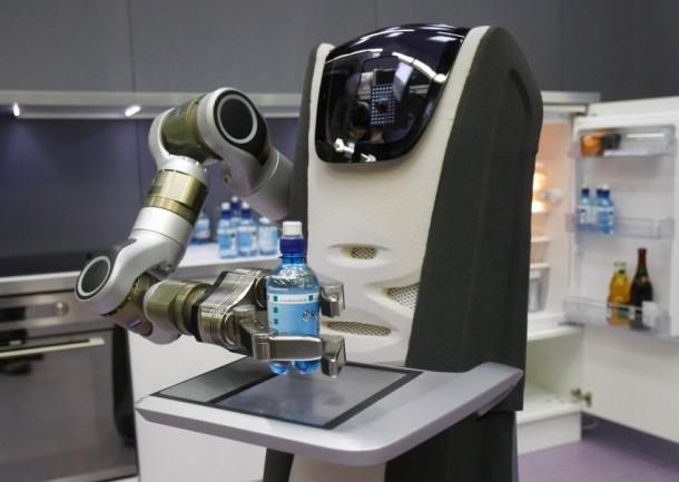 DEU Forschung Roboter