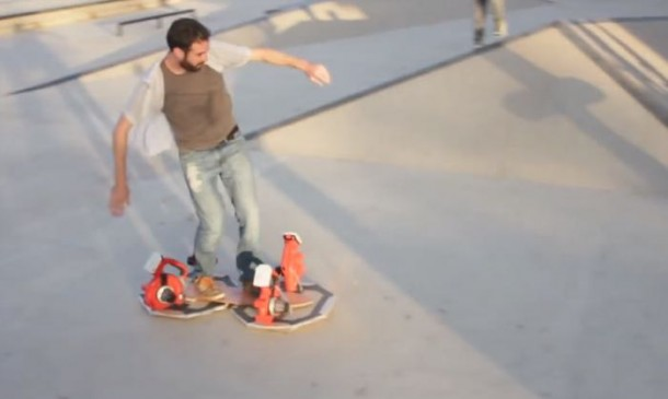 DIY Hoverboard 2