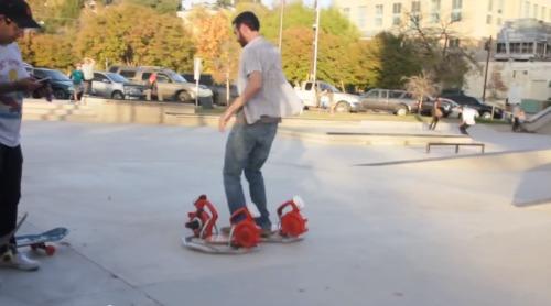 DIY Hoverboard 3