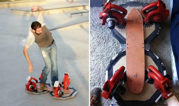 DIY Hoverboard 4