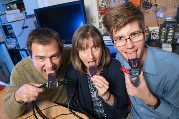 Deaf Hear through Mouthpiece – Smart Tongue Retainer