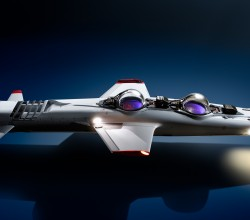 Deepflight Super Falcon Mark II – Personal Submarine