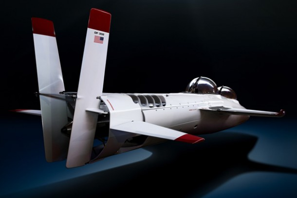Deepflight Super Falcon Mark II – Personal Submarine 3