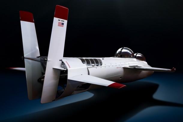 Deepflight Super Falcon Mark II – Personal Submarine 3